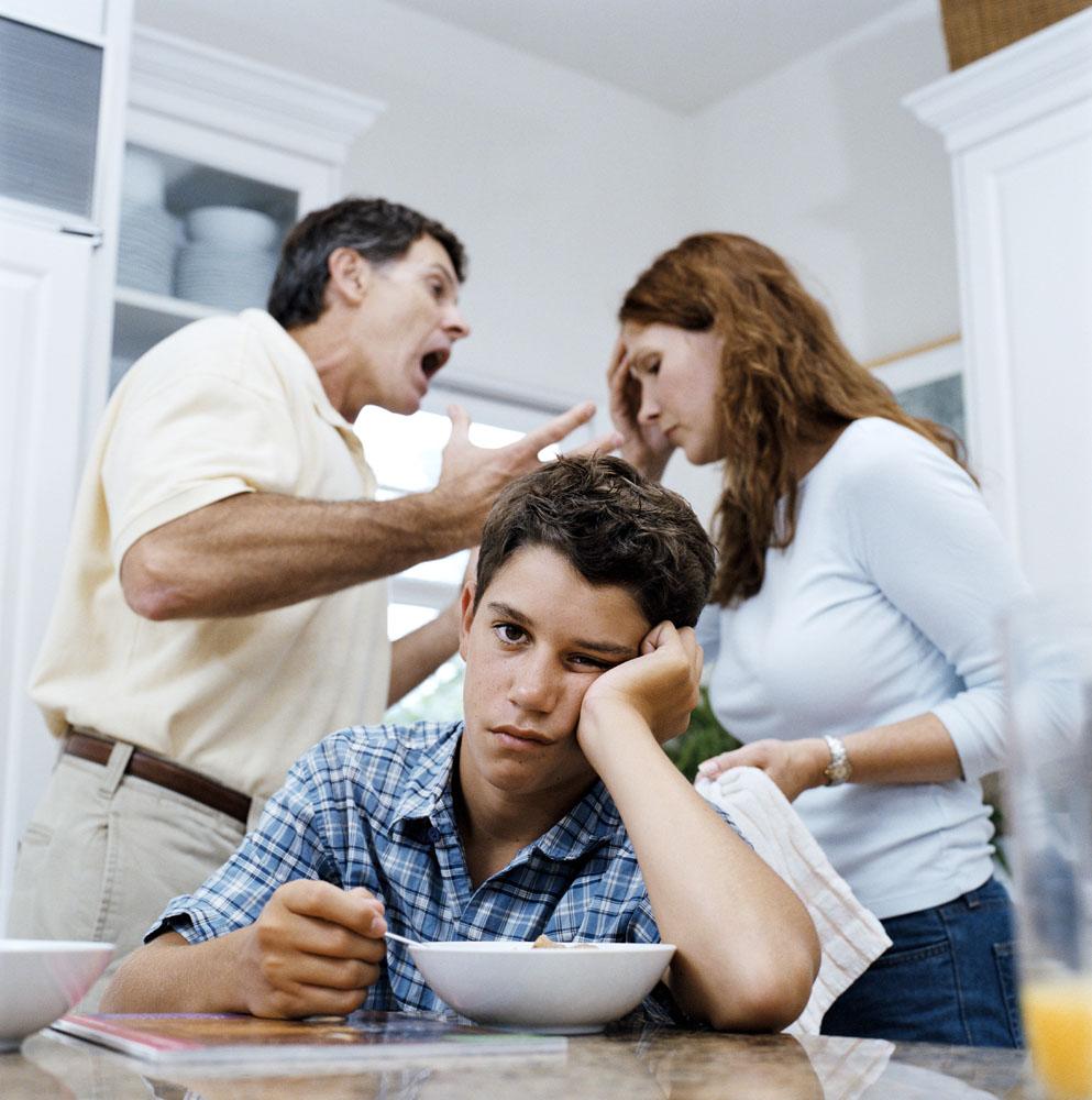 essay teenagers parents